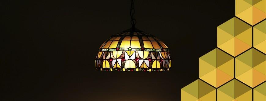 Lámparas Tiffany | Tienda de iluminación Sulion