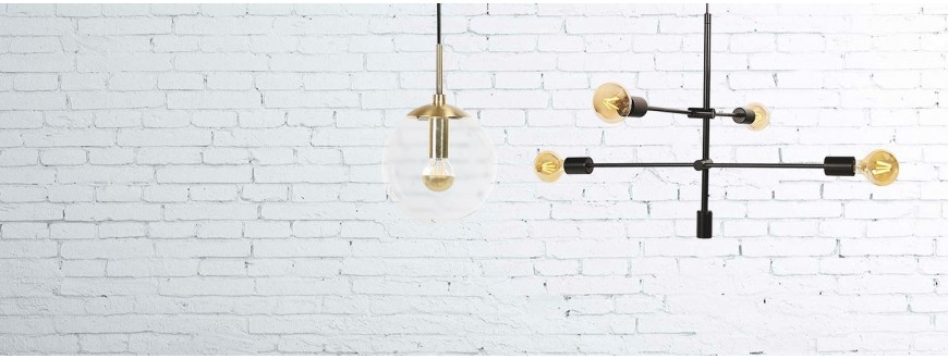 Industrial decorative lighting