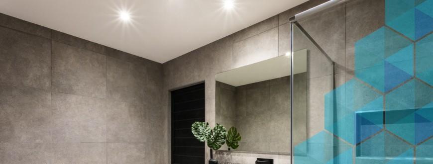 Empotrables de baño - Iluminación de baño | Sulion