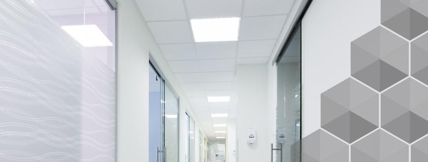 Paneles de empotrar - Iluminación técnica | Sulion