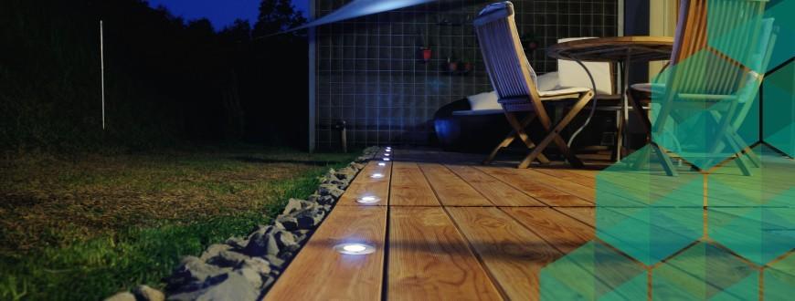 Spots de sol à encastrer - Éclairage extérieur | Sulion