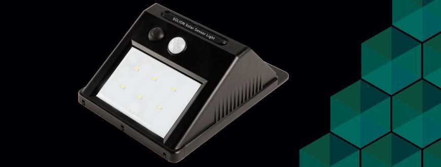 Iluminación exterior solar | Sulion