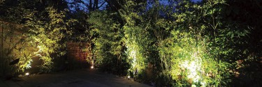 Six ways to light your garden or terrace